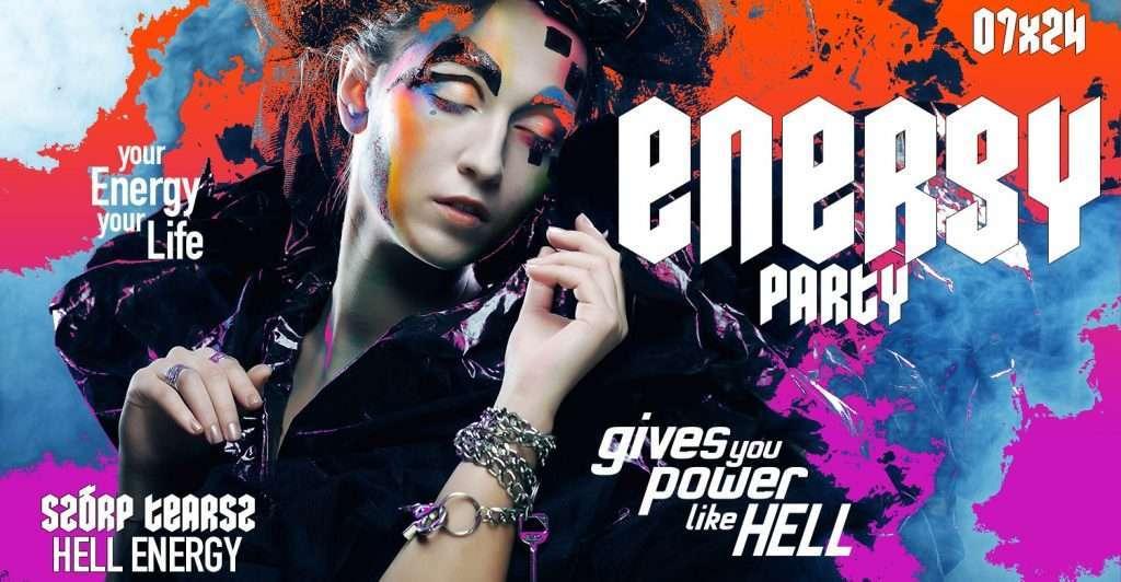 """""""I.UPGRADE""""-ELECTRONIC ENERGY PARTY /- a Hell Energy Magyarországgal! Egy Új Érzés az Éjszakában!"""