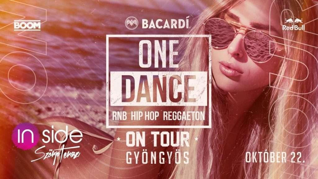 ONE DANCE on TOUR – 10.22.   ¡Hola señorita!