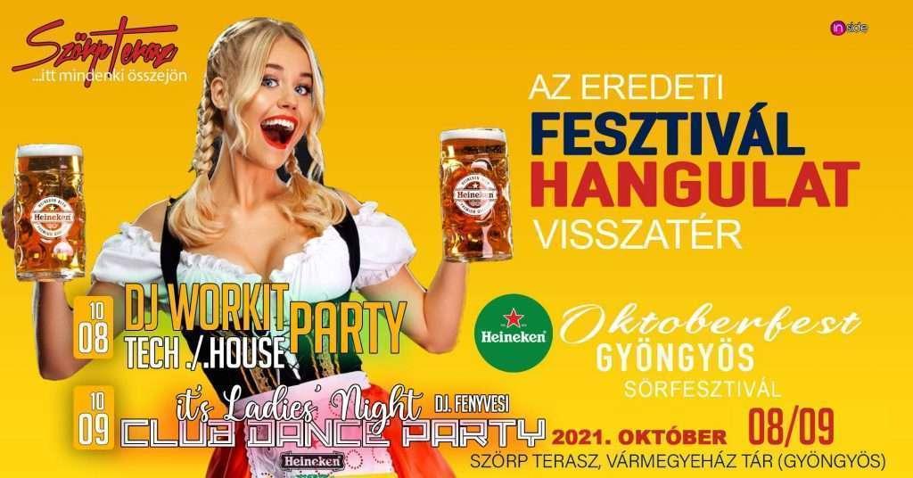 ☆ Heineken ☆ Oktoberfest Gyöngyös – 10/ 09×10